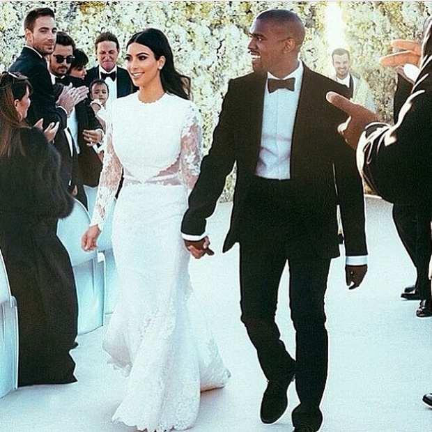 Kim Kardashian wedding!