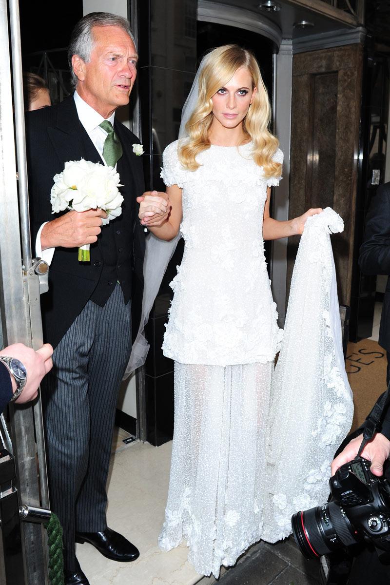 Poppy Delevingne wedding dress!!