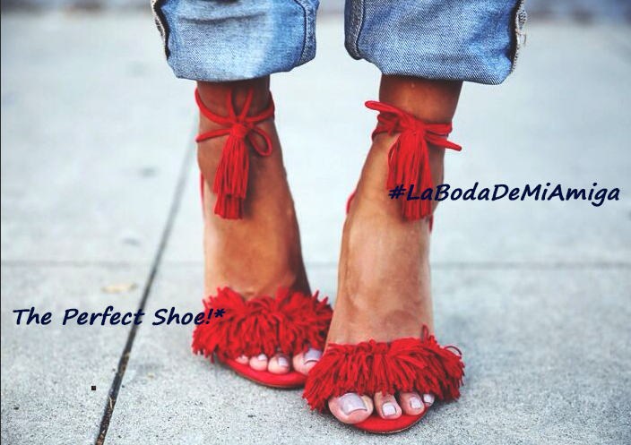 #LaBodaDeMiAmiga Shoes